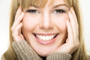 a beautiful smile